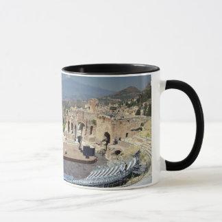 Amphithéâtre grec 3 mugs