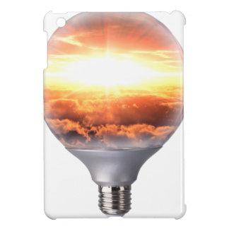 Ampoule de lever de soleil de diorama coques pour iPad mini