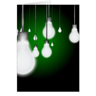 Ampoules Cartes