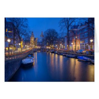Amsterdam, carte néerlandaise de photographie