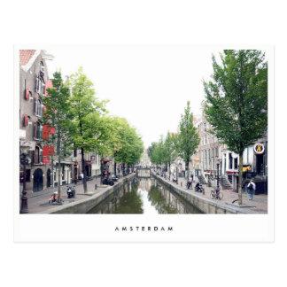 Amsterdam Carte Postale