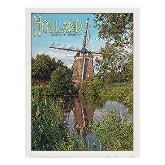 Amsterdam - oeufs Windmill.jpg de De 1100 Cartes Postales