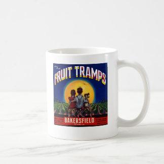 Amusement de bruit de pas de fruit mug