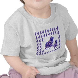 AMUSEMENT de cadeaux de salutations de modèle T-shirts