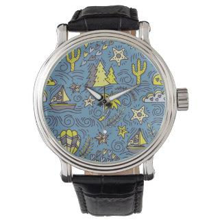 Amusement de voyage montres bracelet