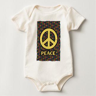 Amusement d'harmonie de guerre de paix de bodies