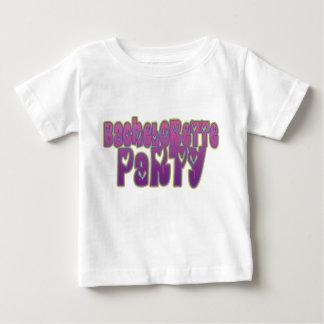 amusement hippie de partie de bachelorette de t-shirt