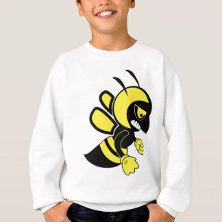 amusement moyen d'abeille sweatshirt
