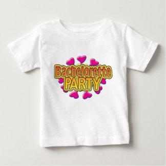 amusement sauvage au néon fol de coeur de partie t-shirts