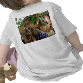 Amusement spirituel d'éléphant de Ganapati Ganesh T-shirts