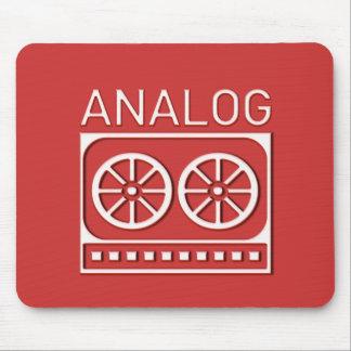Analogue (cassette) tapis de souris
