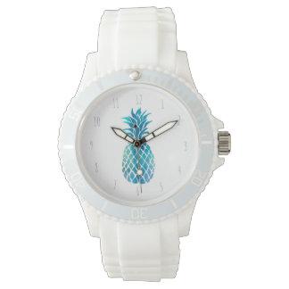ananas bleu montres