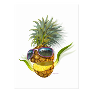 ananas cartes postales