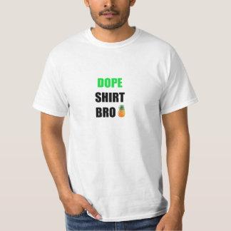 Ananas de Bro de chemise de dopant T-shirts