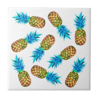 Ananas de fantaisie carreau