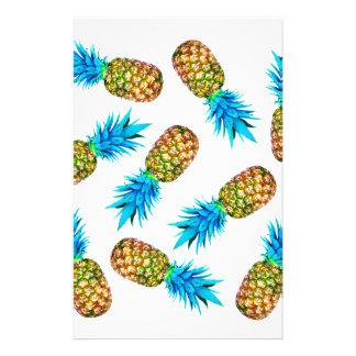 Ananas de fantaisie papeterie