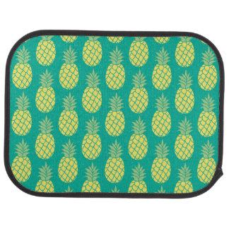 Ananas en pastel tapis de sol