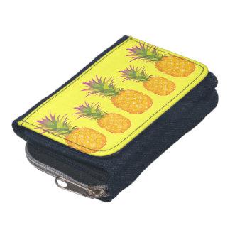 Ananas - portefeuille tropical