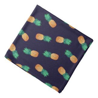 Ananas sur la marine bandanas