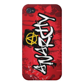 Anarchie ! caisse de point de l'iPhone 4 Étui iPhone 4/4S