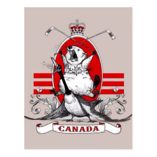 Anarchie canadienne cartes postales