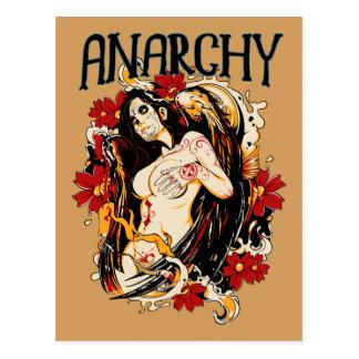 Anarchie Carte Postale