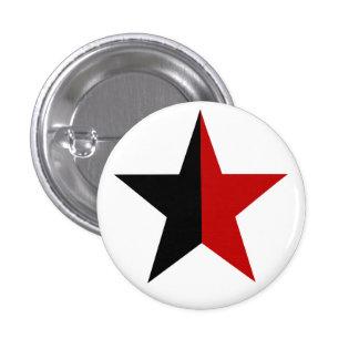 Anarchy STAR de façon classique (noir/rouge) Badges