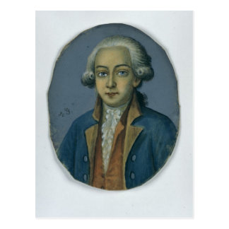 Anastasius Ludwig Mencken, c.1780 Cartes Postales
