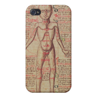 Anatomie du corps humain coques iPhone 4/4S