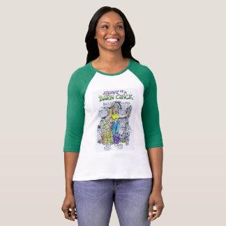 Anatomie d'un T-shirt de BarnChick