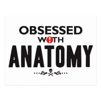 Anatomie hantée carte postale