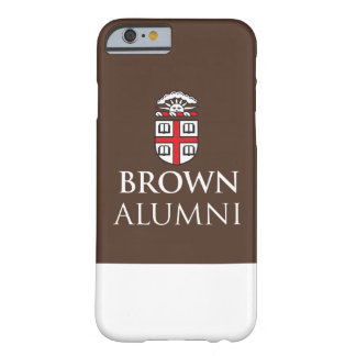 Anciennes élèves de Brown University Coque iPhone 6 Barely There