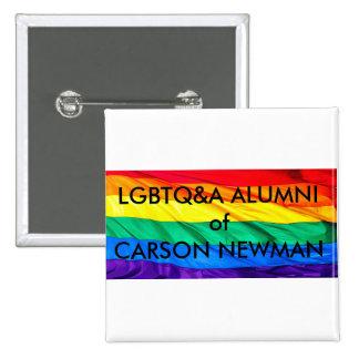 Anciennes élèves de LGBTQ&A des boutons de Badge