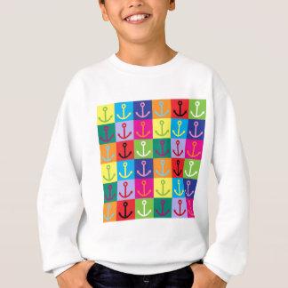 Ancre d'art de bruit sweatshirt