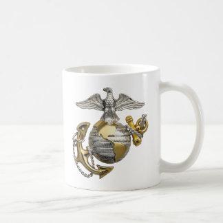 Ancre de globe d'Eagle Mug