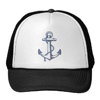 Ancre nautique casquette