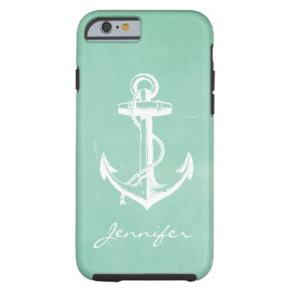 Ancre nautique coque iPhone 6 tough