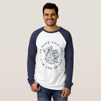 Ancre pour l'âme - 6h19 d'Hébreux T-shirt