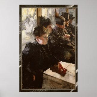 Anders Zorn - affiche CC0276 complète
