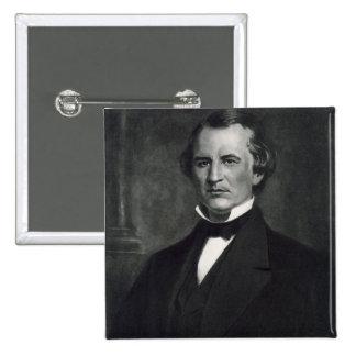 Andrew Johnson (1808-75), 17ème président de l'ONU Pin's
