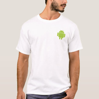 Androïde simple t-shirt