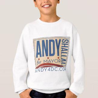 Andy Shallal pour le maire du C.C Sweatshirt