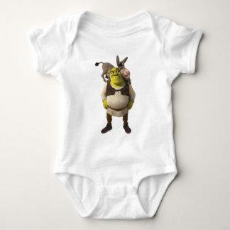 Âne et Shrek Body