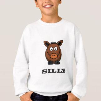 âne idiot sweatshirt