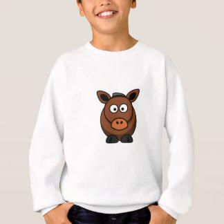 âne solitaire sweatshirt