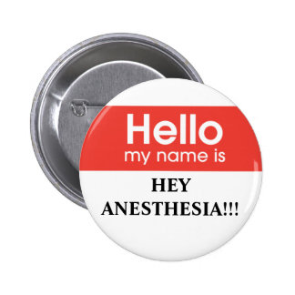 Anesthésie Badges
