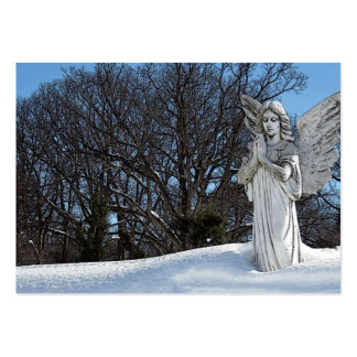 Ange de consolation • Soleil Carte De Visite Grand Format