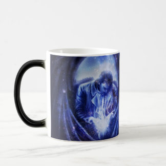 Ange de Falln dans le bleu Mug Magic