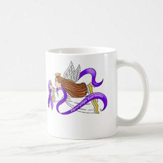 Ange de fibromyalgie mug