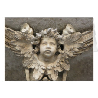 Ange de la Renaissance, Italie Cartes De Vœux